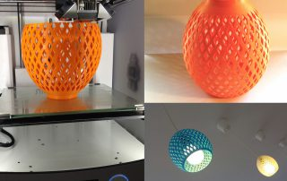 lampshade-diamond-orange-PLA-Ultimaker2