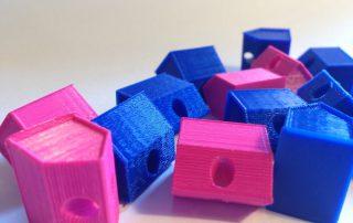 sleutelhanger-huisje-3Dprint