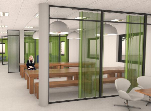 Driedeedesign van idee naar 3d - Idee van interieurontwerp ...